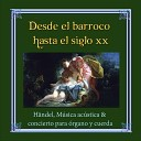 Orchestra of the Residence de la Haye Pierre Boulez - Water Music Suite No 1 in F Major HWV 348 I Overture Largo Allegro