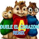 Alvin The Real Chipmunks Band - Duele El Corazon Chipmunks Remix
