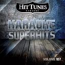 Hit Tunes Karaoke - Another Day in Paradise Originally Performed By Brandy Karaoke Version