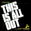 12 Lange vs Gareth Emery - This Is All Out Heatbeat vs Andy Moor Remix Lange Mash Up LANGE