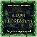 Arsen Andriasyan - iz kino xachagoghi hishatakaran