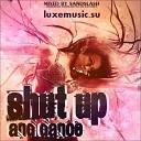 Nicki Minaj - Pound The Alarm (Danny Burn & Sasha Gulin Bootleg Rework)