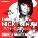 Falko Niestolik vs. David Guetta  Nicki Minaj - Push Me On