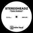 Stereoheadz - Black Dada