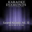 Karaoke Diamonds - Knock On Wood Karaoke Version Originally Performed By Amii Stewart