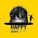 Pharrell Williams - Happy Makoto 170 Edit