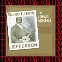 Blind Lemon Jefferson - Black Horse Blues Recorded in Chicago April 1926