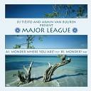 Tiesto and Armin van Buuren - Wonder Where You Are
