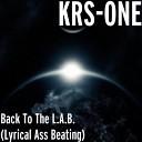 KRS-One - TEK-NOLOGY