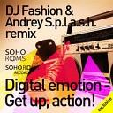 Digital Emotion - Get Up Action Dj Retroz Italo Disco Remix 2012