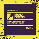 Manu Desrets » minimal-music.net - Hungry Bass (Original Mix) » minimal-music.net