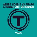 Asher Moodie Piparo Tignino - I Can t Get Enough Raf Marchesini Remix