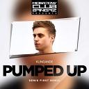 Klingande - Pumped Up (Denis First Remix)