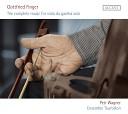 Г Фингер - Соната для виолы да гамба и бассо континуо 1 ре мажор