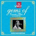 Sudha Raghunathan - Kurai Ondrum Illai Raagamalika Adi Live
