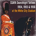 SSAFA Searchlight Tattoos Massed Bands Wing Commander A E Sims - Medley Imperial Echoes The Commonwealth on the March
