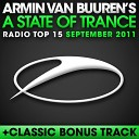 A State Of Trance Radio Top 15: September 2011