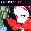 Unter Null - You destroy me