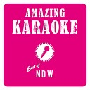 Amazing Karaoke - Flieger gr ss mir die Sonne Karaoke Version Originally Performed By Extrabreit