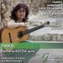 Elefteria Kotzia - Segovia Op 29