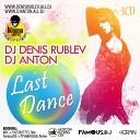 Last Dance CD1