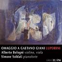 Simone Soldati - Fra Due Fiori Per Pianoforte