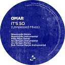 Omar - It s So Aki Bergen Instrumental
