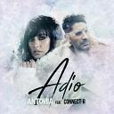 Antonia feat Connect R - Adio
