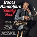 Boots Randolph's Yakety Sax!