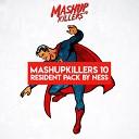 Jah Khalib - Если че я Баха (Ness Twerk Partybreak) #mashupkillers 10
