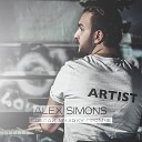 Alex Simons - Сделаи музыку громче