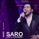 Saro Tovmasyan feat Artur Grigoryan - Kyanq U Kriv Live