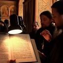 Воскресная ранняя Божественная Литургия в Оптиной Пустыни