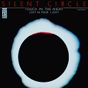 80 - 083 Silent Circle Touch In T
