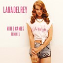 LANA DEL RAY - Video Games Club mix