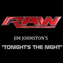 WWE Raw 2012 New Theme Song - Tonight Is The Night