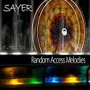 Sayer - In the Machine