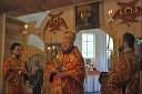 епископ Феодосий Снигирев - Слово в день празднования Победы в ВОВ в храме на честь иконы Божией Матери Всех скорбящих Радость в Бабьем Яру 9 мая 2016 г
