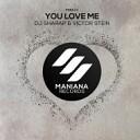 Dj Sharap Victor Stein - You Love Me Radio Mix