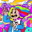6IX9INE - NUTS ft LIL UZI VERT DUMMY BOY Official hhm M