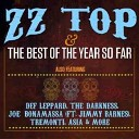 ZZ Top & The Best Of The Year So Far