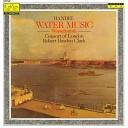 Consort Of London Robert Haydon Clark - Water Suite No 1 in F Major HMV 348 III Allegro