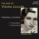 Youra Guller - Nocturnes, Op. 15: No. 1 in F Major, Andante cantabile