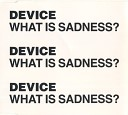 What Is Sadness?