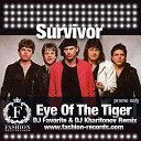 Survivor - Eye Of The Tiger DJ Favorite DJ Kharitonov Radio Edit