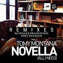 Музыка В Машину 2019 - Tomy Montana  - Novella (All I Need) (Stormasound Instrumental Remix)