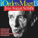 Jens August Schade - Forfatterens forord track version