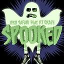 Bro Safari feat. DJ Craze - Spooked