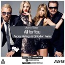 Ace Of Base - All For You Andrey Vertuga DJ Rodion Remix Radio Edit