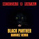 РУССКИЙ ТОПЧИК - черная пантера в черном панамера Ramirez Radio Remix